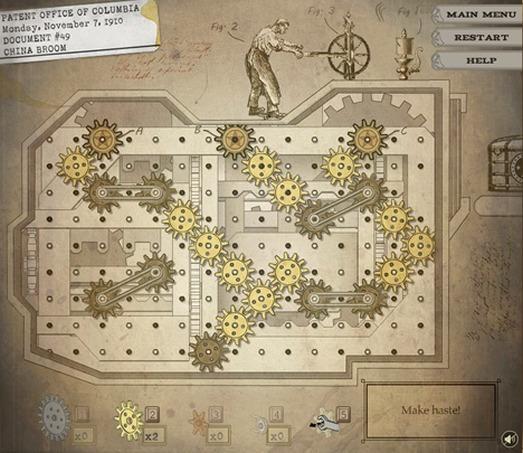 El grado de complejidad de los puzzles irá en aumento cuando avances, sin embargo, difícilmente te desesperarán