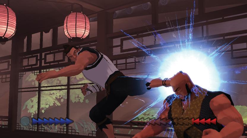 Los combates te obligarán a mezclar el bloqueo de golpes con ataques una y otra vez hasta que caiga tu enemigo