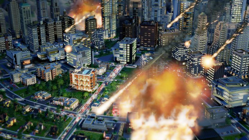En cualquier momento una apacible ciudad puede sufrir un terrible y devastador desastre
