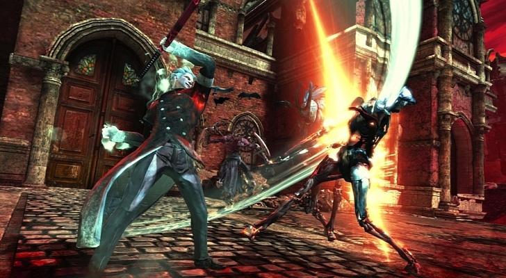Vergil podrá usar su espada ilusoria para materializar elementos que le permitan progresar en los niveles