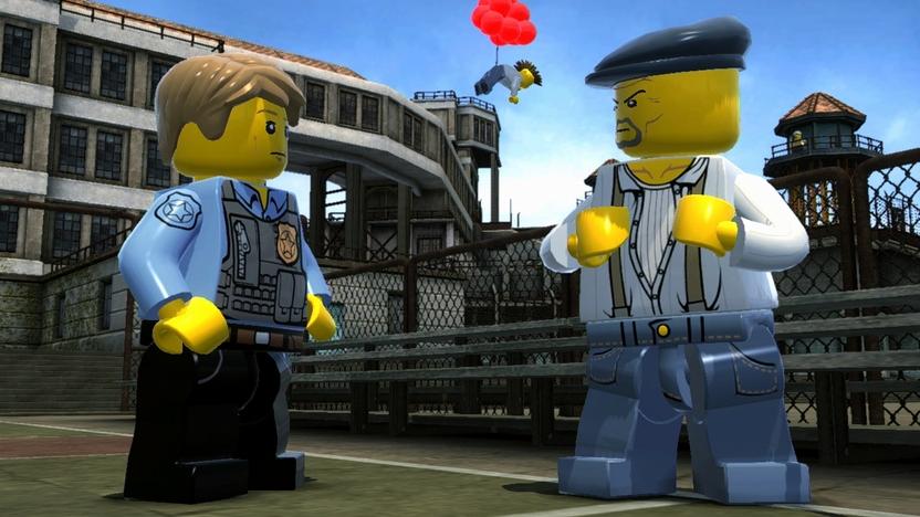 LEGO City: Undercover se complementa con The Chase Begins, título para 3DS que cuenta los orígenes del protagonista y de su némesis