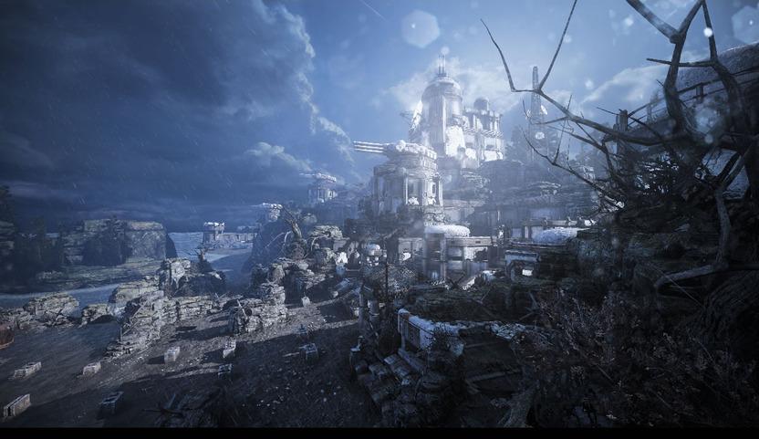 El Unreal Engine, aún hace lucir espectacular los escenarios y ambientes del juego