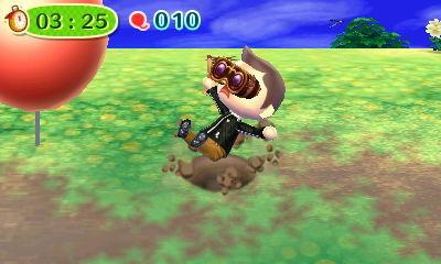 Al presionar simultáneamente L y R se toma una captura de pantalla en prácticamente cualquier momento del juego. La imagen se guardará en la tarjeta SD del 3DS