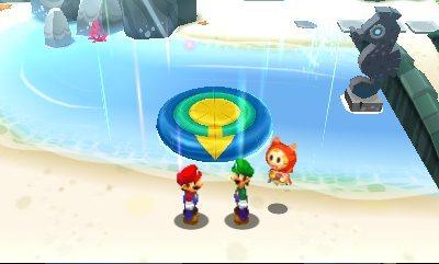 Las capacidades de Luigi nos permiten explorar el mundo de los sueños