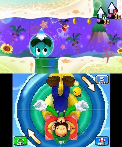 Manipular a Luigi en el mundo real tendrá efectos interesantes en el mundo de los sueños