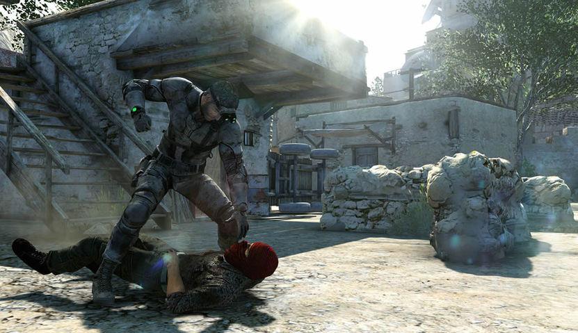 La puntuación que obtengas al final de cada misión dependera de si matas o noqueas enemigos