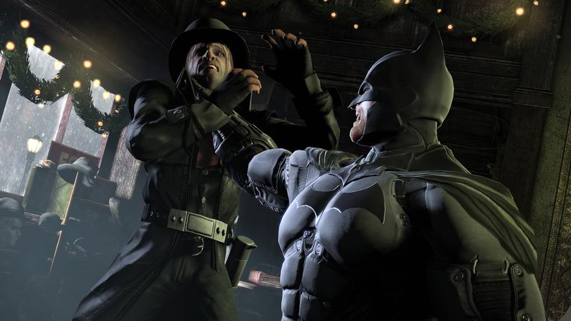 En Navidad, Batman no sólo tendrá que lidiar con 8 asesinos, también con otros curiosos y emblemáticos villanos