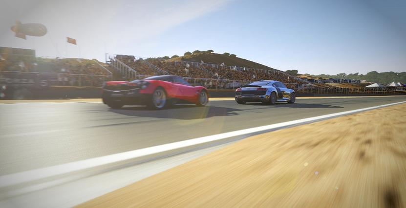 Laguna Seca es una de las pistas que regresa a Forza Motorsport 5