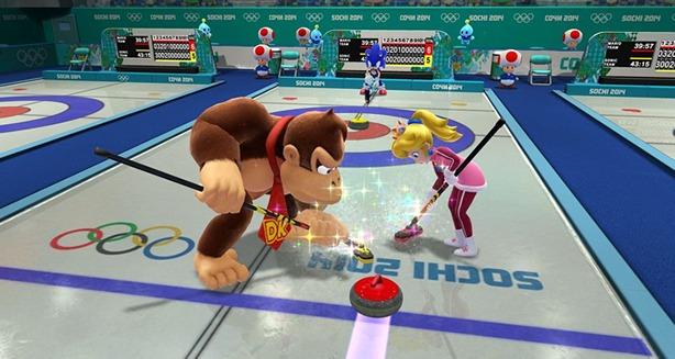 El curling es un evento peculiar, pero un deporte aburrido
