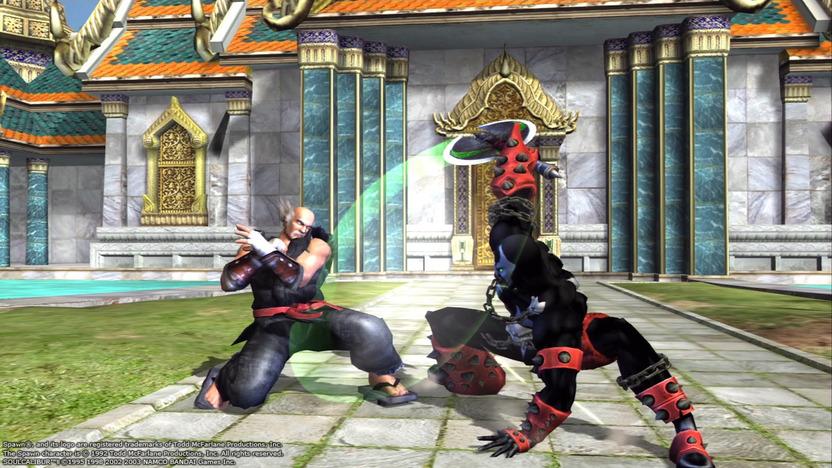 Heihachi y Spawn por primera vez reunidos en el mismo juego