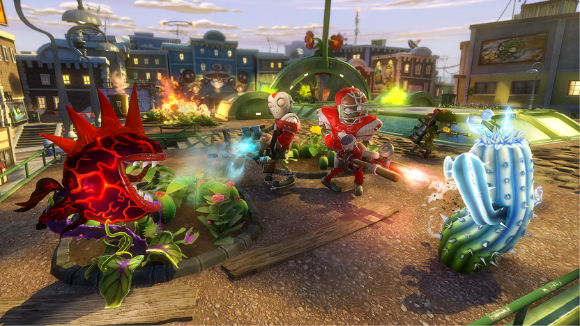 El juego posee un sistema de rangos de jugador y uno de cada clase subir de nivel en cualquiera de ellos te da recompensas como habilidades especiales y accesorios de personalización.