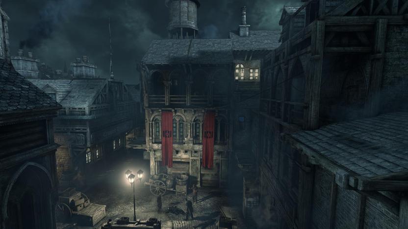 The City cambiará levemente de aspecto conforme el juego progresa