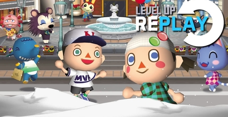 Replay: Animal Crossing: City Folk