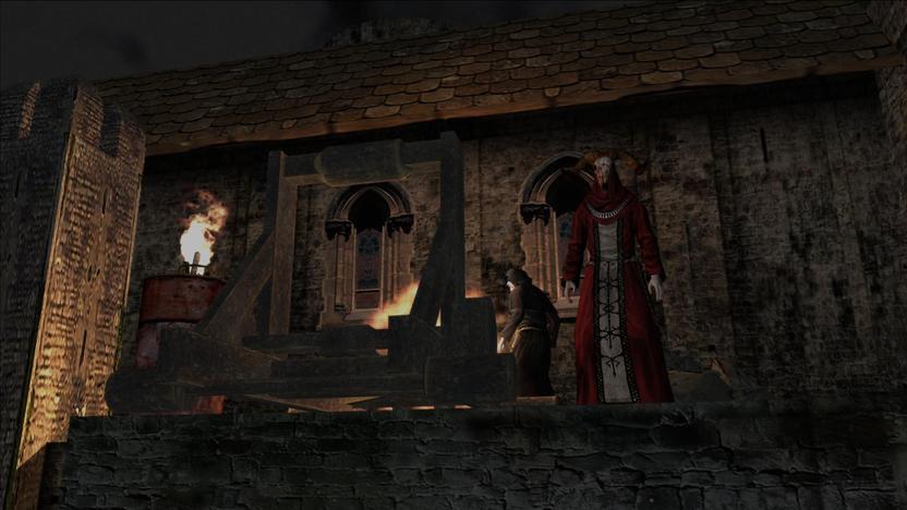 A pesar de que las texturas fueron mejoradas, evidencian la edad del juego