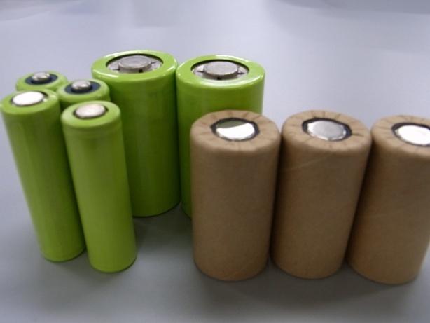 Baterías de Nickel-Cadmio