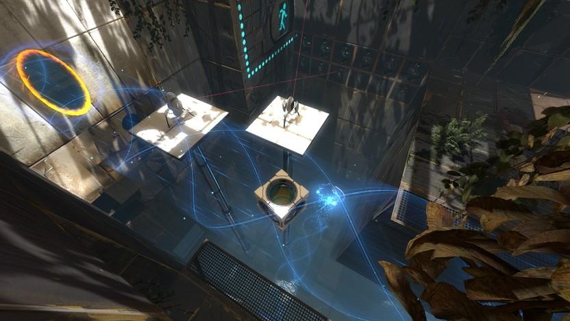 Los juegos como Portal son excelentes para interesar a la gente en la física y las matemáticas