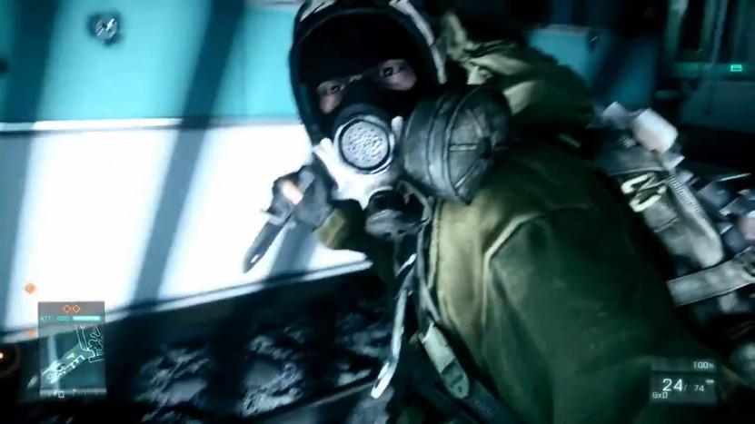 ¿Estos trajes serán indicativos de la presencia de armas químicas en la modalidad para varios jugadores?