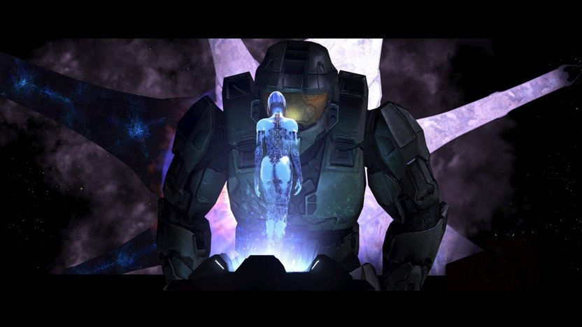 Cortana es una Inteligencia Artificial de séptima generación, creada a partir del modelo cerebral de la doctora Halsey