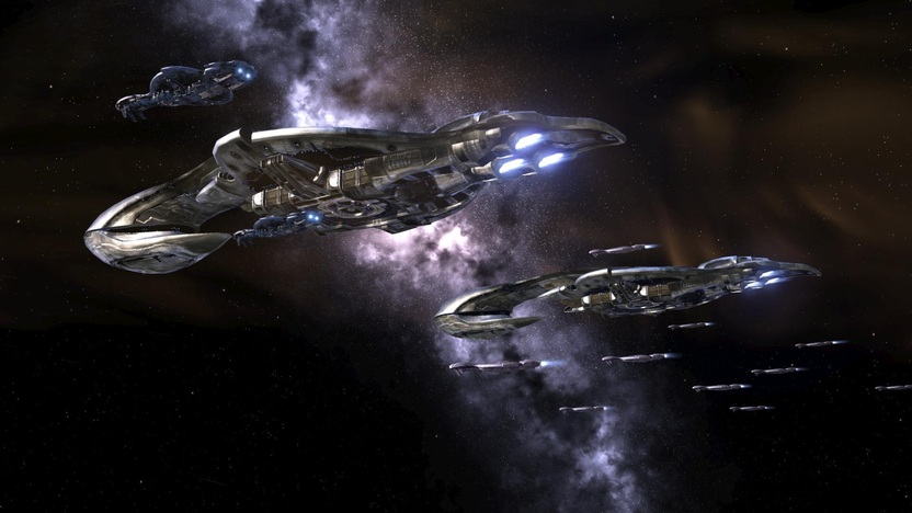 El armamento y la flota del Covenant son mucho más avanzadas que las de la humanidad, todo gracias a la tecnología Forerunner recolectada por los profetas