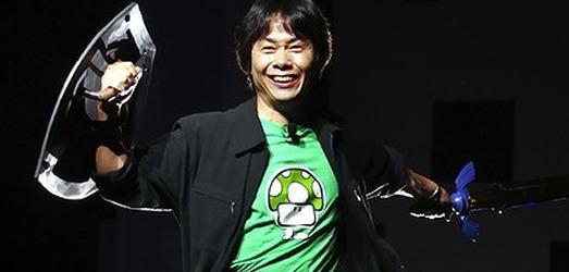 Sólo a Miyamoto se le pudo ocurrir algo así de espectacular