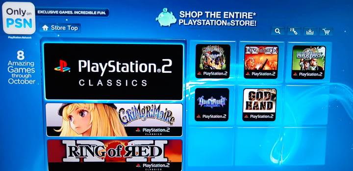 Gaikai podría permitir que Sony abra su propio mercado con productos de PSOne y PS2 que nadie más posee, incrementando su expectativa de ganancia anual