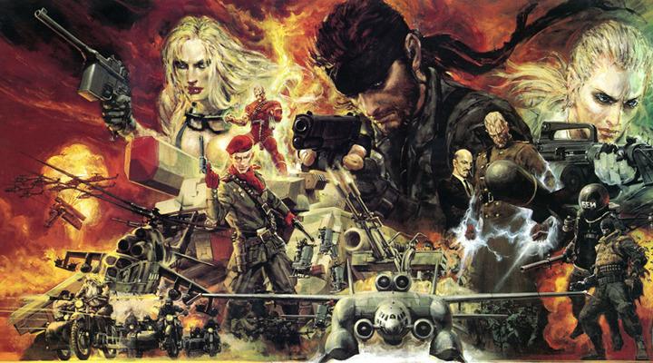 Metal Gear difiere a otras franquicias bélicas por exponer los hilos tras el telón de la guerra, pero a expensas de su enfoque militarista, la trama de cada juego tiene afán de desdeñar los conflictos armados