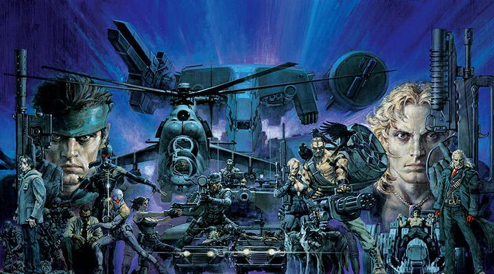 La franquicia ha evolucionando considerablemente, pero las bases tienen continuidad, así hayas jugado el primer Metal Gear, Metal Gear Solid 4 sigue siendo terreno familiar en mecánica y familiaridad