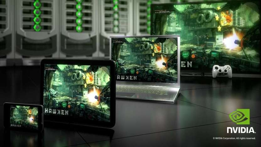 Nvidia asegura que al usar GPU GeForce GRID en sus servidores, servicios como Gaikai y OnLive han aumentado considerablemente su tiempo de respuesta, garantizando una experiencia fluida