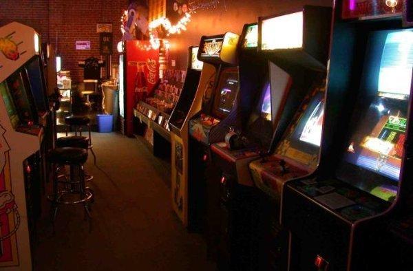 La cultura del arcade estaba fuertemente ligada a su forma de obtener ganancias