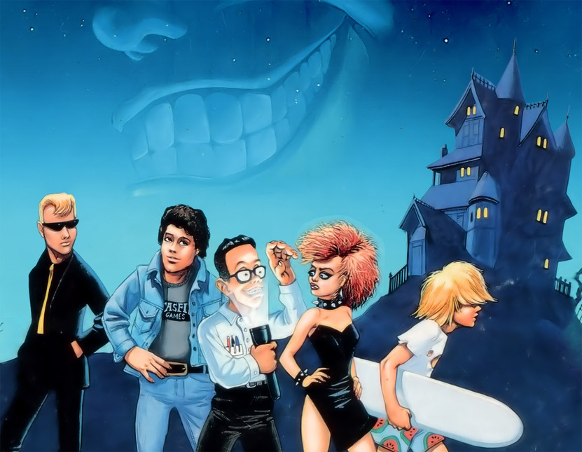 Maniac Mansion fue uno de los pioneros del género de aventuras tipo point-and-click