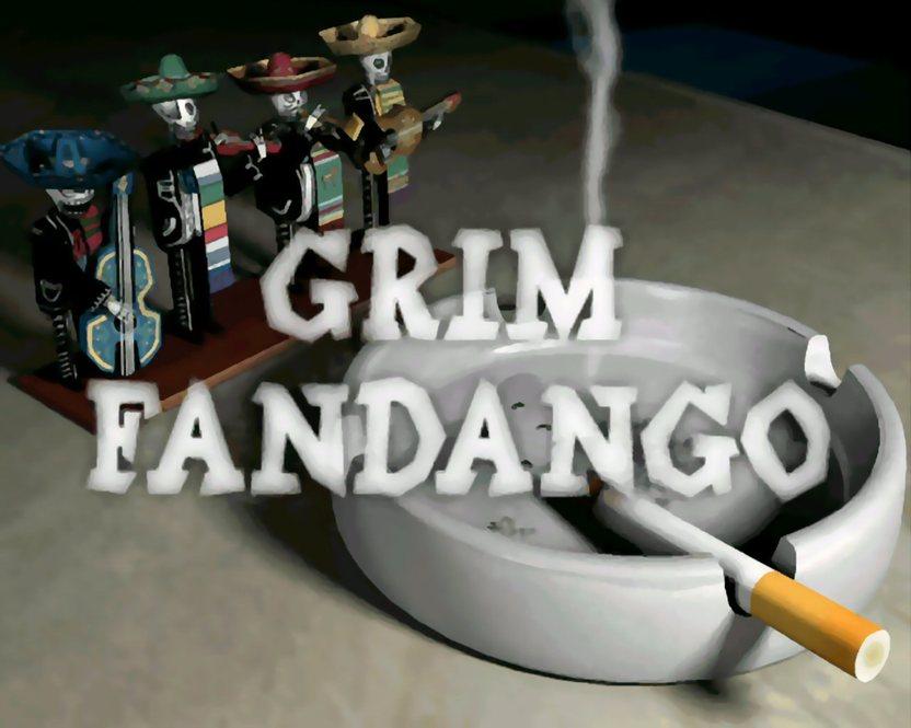Grim Fandango, lanzado en 1998 luego de la partida de Gilbert, fue un intento por adaptar el formato de los juegos clásicos de aventura a un entorno tridimensional