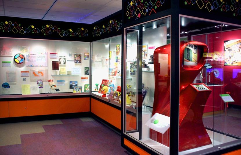 El Centro internacional para la historia de los juegos electrónicos colecta, estudia e interpreta videojuegos y materiales relacionados