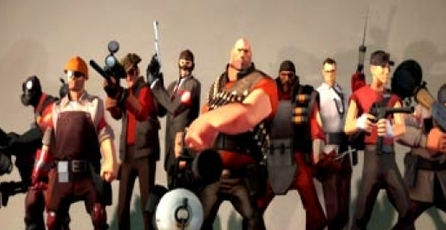 Figuras de acción de Team Fortress 2