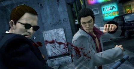 Yakuza 3 llegará a nosotros