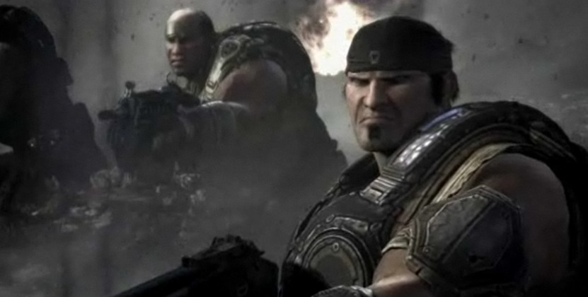 Gears of War 3 revelado - Tarreo