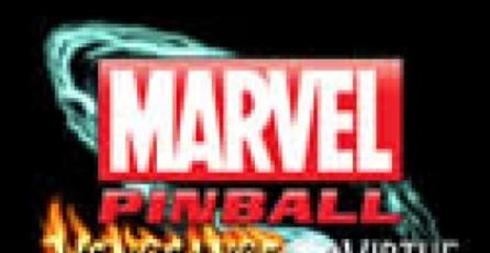 Marvel Pinball: Vengeance and Virtue a final de año