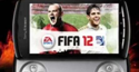 FIFA 12 Mobile, gratis para Xperia Play