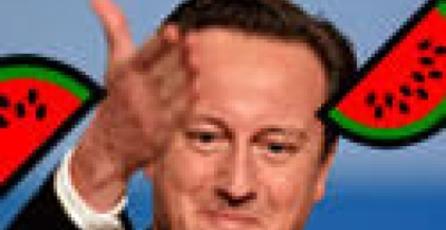 Primer ministro inglés es fan de Fruit Ninja
