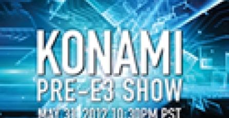 Konami anuncia show Pre-E3