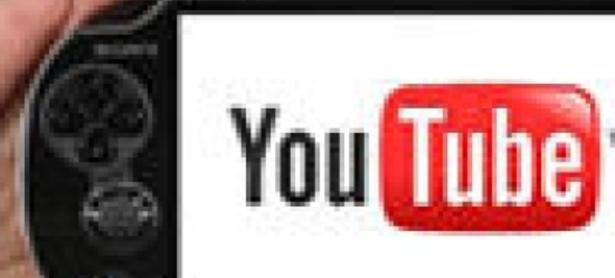 YouTube al fin llega a PlayStation Vita