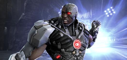 Cyborg, mitad hombre, mitad máquina con una fuerza descomunal y un extenso arsenal para ataques a larga distancia