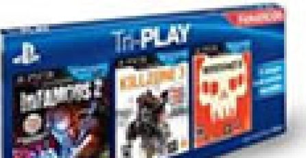 Contesta una pregunta y gana un Tri-PLAY Game Pack Fanáticos