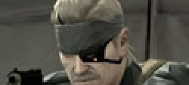Se revela lista de trofeos para Metal Gear Solid 4