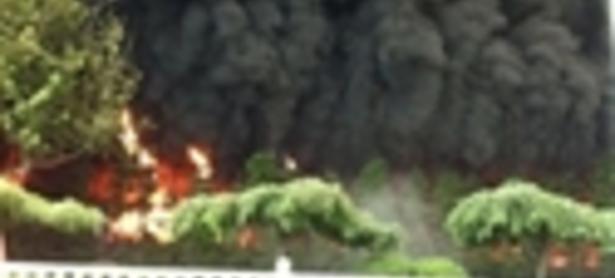 REPORTE: incendio afectará producción de Wii U