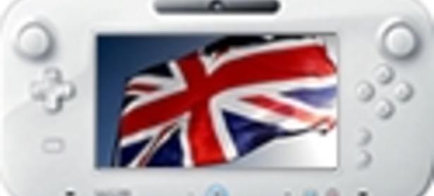 Wii U se agota en Inglaterra