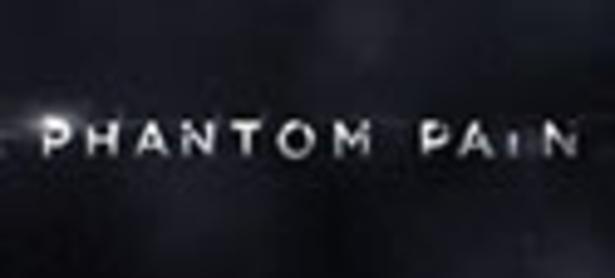 Anuncian The Phantom Pain durante los VGA