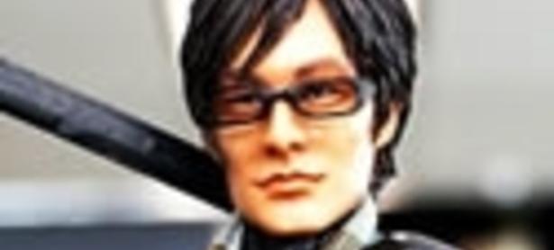Hideo Kojima es inmortalizado en una figura de acción