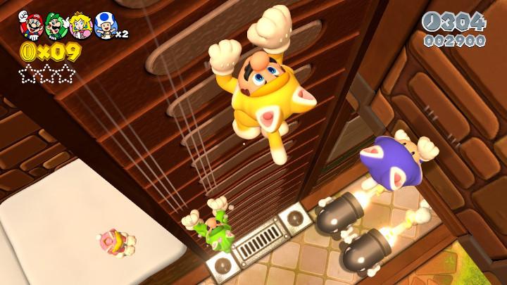 El maravilloso mundo de Mario