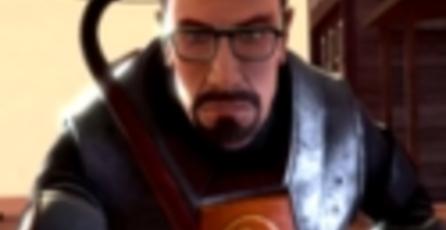 Recrean intro de Smash Bros. Melee con personajes de Valve