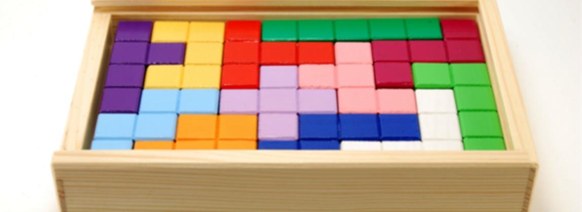 """Tetris comenzó como una adaptación del puzzle tradicional """"Pentomino"""""""